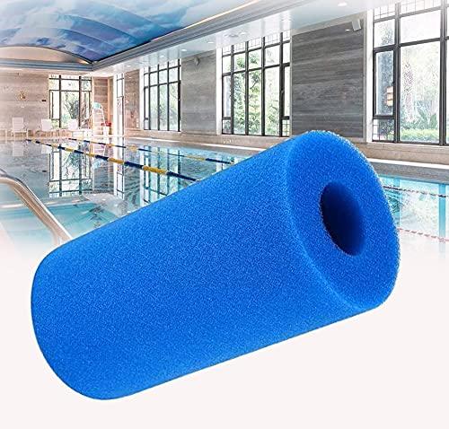 BEMAL Esponja de filtro tipo A, filtro de espuma para piscina Intex (6 unidades)