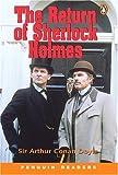 *RETURN OF SHERLOCK HOLMES PGRN3 (Penguin Readers: Level 3)