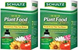 Schultz All Purpose 10-15-10 Plant Food Plus, 8-Ounce (Fоur Расk)