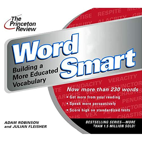 Word Smart audiobook cover art