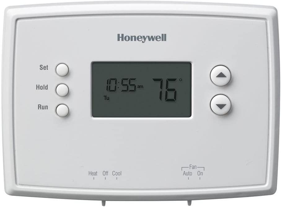 Honeywell Rapid rise Home RTH221B1021 RTH221B Thermostat Soldering Programmable Larg