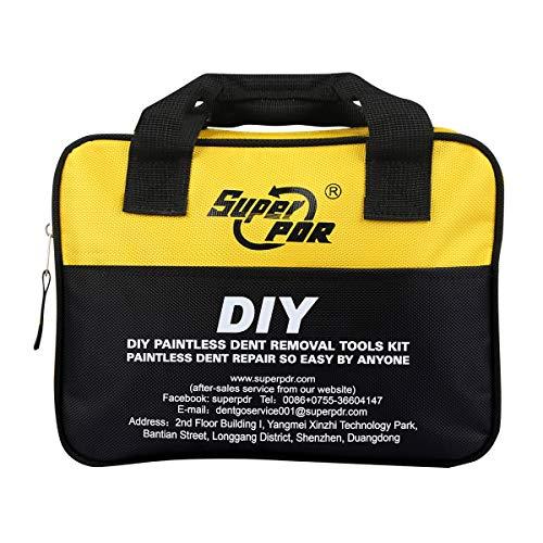 PDR 工具バッグ ツールバッグ 道具袋 作業用 ハンドバッグ 工具収納 耐摩耗大容量