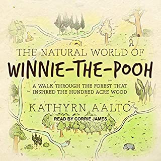 The Natural World of Winnie-the-Pooh cover art