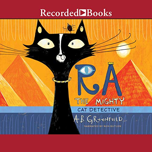 Ra the Mighty audiobook cover art