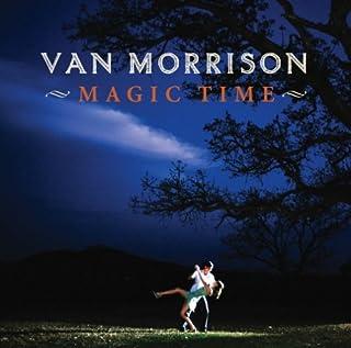 Magic Time by Morrison, Van (B0009298OI)   Amazon price tracker / tracking, Amazon price history charts, Amazon price watches, Amazon price drop alerts
