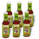 Try Me Sauces Tiger Sauce, Original, 5 Fluid Ounce (Pack of 6)