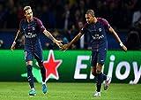 Poster Neymar Mbappe Duo PSG Star Fußball