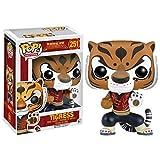 QToys Funko Pop! Kung Fu Panda #251 Tigess Chibi...