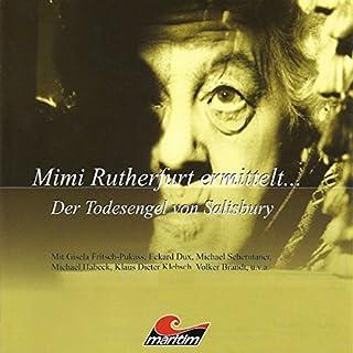 Der Todesengel von Salisbury (Mimi Rutherfurt ermittelt 1) Titelbild
