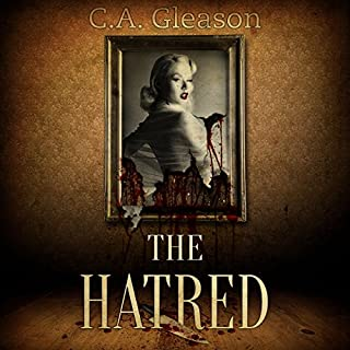 The Hatred audiobook cover art
