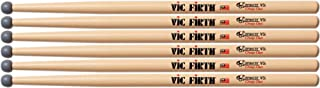 Vic Firth Corpsmaster Marching Drum Stick 3-Pack MS6CO Chop Out