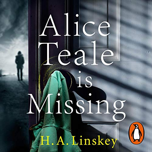 Alice Teale Is Missing audiobook cover art