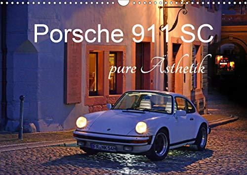 Porsche 911 SC pure Ästhetik (Wandkalender 2021 DIN A3 quer)