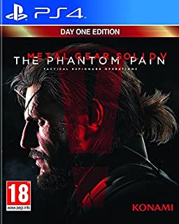 Metal Gear Solid V : The Phantom Pain - édition day one (B00DC9SK3K) | Amazon price tracker / tracking, Amazon price history charts, Amazon price watches, Amazon price drop alerts