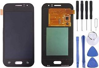 YPZHEN شاشة LCD أصلية لترميم LCD + لوحة لمس لجهاز Galaxy J1 Ace / J110