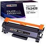 Zambrero TN-2420 TN2420 Cartucho Tóner Compatible para Brother MFC-L2710DN MFC-L2710DW MFC-L2730DW MFC-L2750DW DCP-L2550DN DCP-L2530DW DCP-L2510D HL-L2375DW HL-L2370DN HL-L2350DW (1 Negro)