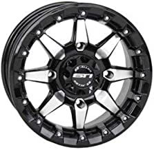 STI HD5 Beadlock ATV/UTV Wheels - Gloss Black / 14X9 4/156 5+4