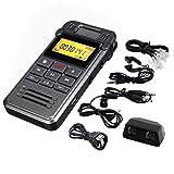 8Gb tragbarer Digital-Audiosprach Sound Recorder MP3-Player-Zink-Legierung LED-Schirm Dictaphone U Disk