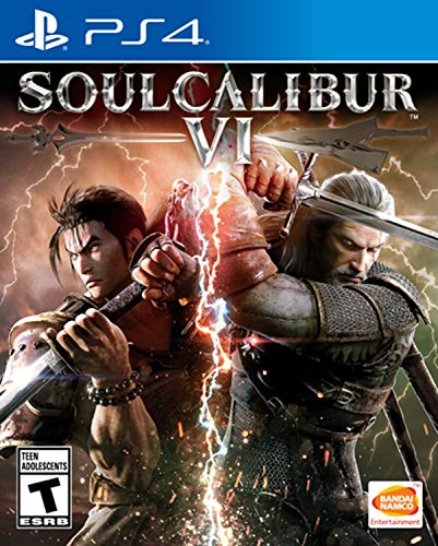 SOULCALIBUR VI (輸入版:北米) - PS4