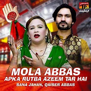 Mola Abbas Apka Rutba Azeem Tar Hai - Single