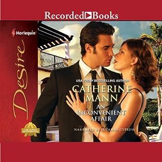 An Inconvenient Affair audiobook cover art