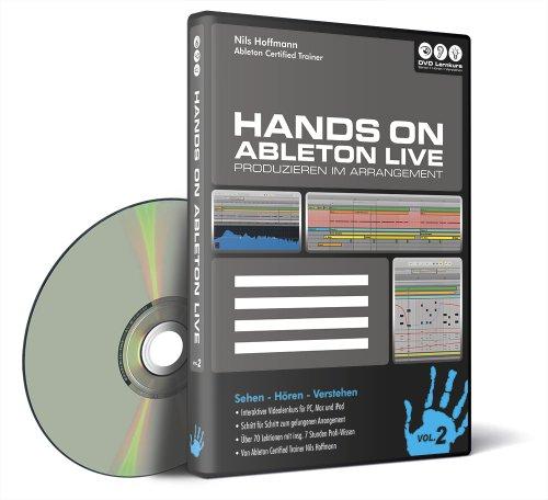 Preisvergleich Produktbild Hands on Ableton Live Vol. 2 - Produzieren im Arrangement (PC+Mac+iPad)