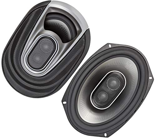Polk Audio MM 6x9 Inch 3-Way Car Audio Boat Motorcycle Ultra Marine Speakers 6x9 (Pair)
