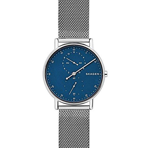 Skagen Men's Analogue Quartz Watch with Stainless Steel...