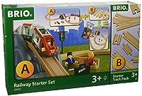 BRIO スターターセットバンドルパック 33432