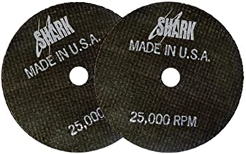Shark Welding 21 Shark Cut-Off Wheel, 2-Inch by 1/16-Inch by 3/8-Inch, 10-Pack
