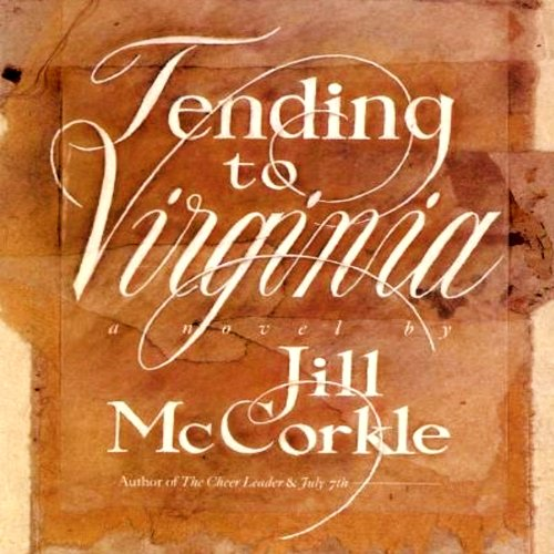 Tending to Virginia audiobook cover art