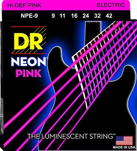 DR E NEON NPE- 9 HiDef Lite Saite roze