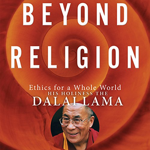 Beyond Religion audiobook cover art