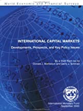 International Capital Markets: Developments, Prospects, and Key Policy Issues, 2000 (International Capital Markets Development, Prospects and Key Policy Issues)