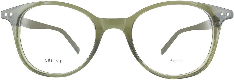 Eyeglasses Celine CL 41407 X4N Green Size 47 19 140