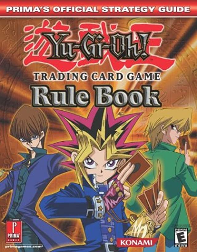 Yu-Gi-Oh! Rule Book (Prima's Official Strategy Guide)