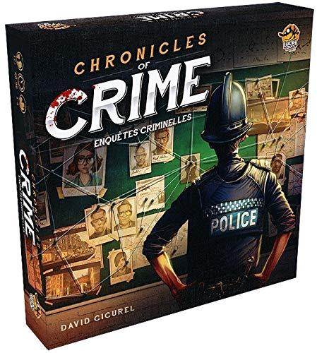 Abyss - Jeu De Plateau - Chronicles Of Crime - Enquêtes...