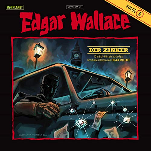 Page de couverture de Der Zinker
