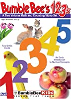 Baby Math Series: Numeracy & Sequencing 2 Volume [DVD]
