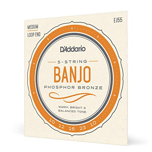 D'Addario Ltd -  D`Addario Banjo