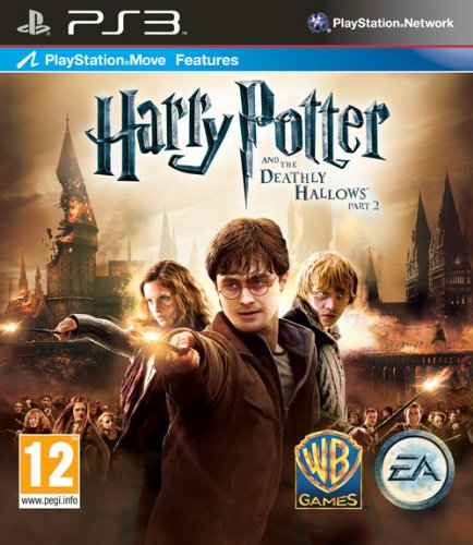 Harry Potter and The Deathly Hallows Part 2 (PS3) [Importación inglesa]