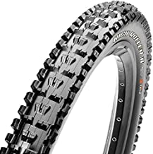 MSC Bikes High Roller II Ddown KV 3C Neumático para Bicicleta de Montaña, Negro, 29 x 2.30