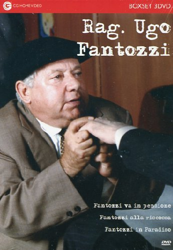 Fantozzi (Box 3 Dvd)