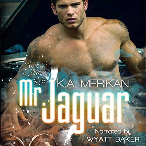 Mr. Jaguar cover art