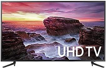Samsung Electronics UN58MU6100 58-Inch 4K Ultra HD Smart LED TV (2017 Model)