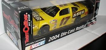 TEAM CALIBER PIT STOP #17 NASCAR 2004 DIE-CAST REPLICA CAR