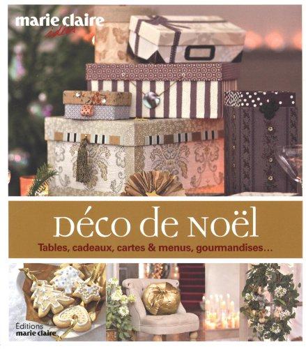 Déco de Noël : tables, cadeaux, cartes, menus, gourmandises…