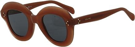 462384d71e19d Celine CL41445 S 35J Pink Lola Round Sunglasses Lens Category 3 Size 46mm