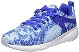 PUMA Aril Blaze Variation WN's - Zapatillas para Mujer, Color Azul, Talla 36