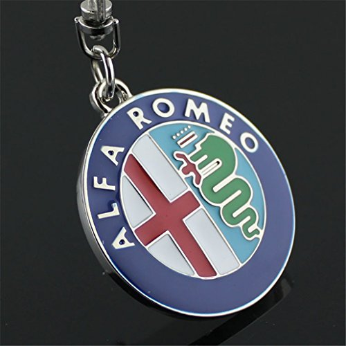 Portachiavi Logo Alfa Romeo (Special Edition)